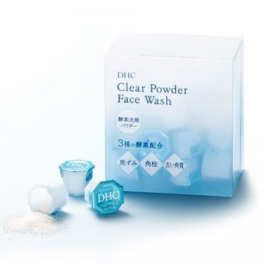 DHC Clear Powder Face Wash