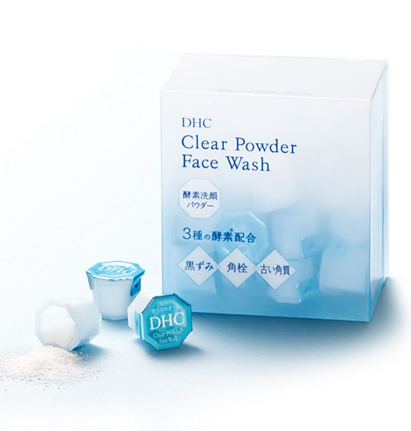 DHC Clear Powder Face Wash
