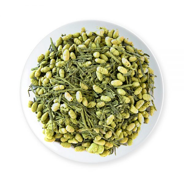 OCHASKI GENMA Premium Genmaicha Green Tea Made in Japan
