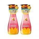 KRACIE Himawari Dear Beaute Oil in Shampoo Conditioner Gloss Repair