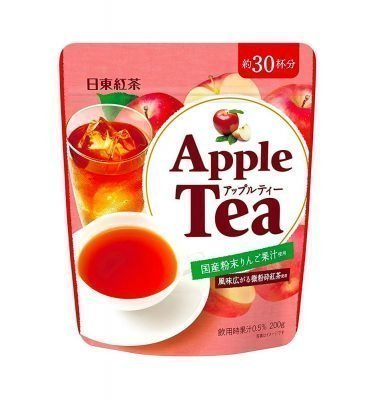 NITTOH Kocha Instant Apple Tea Powder 200g Made in Japan