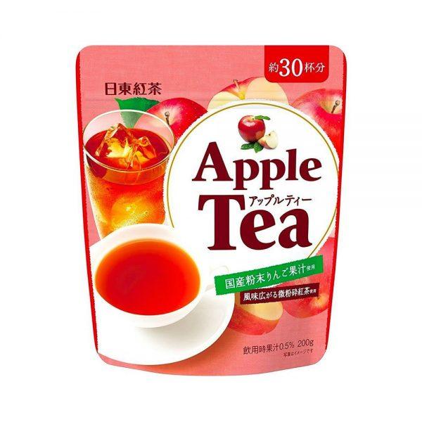 NITTOH Kocha Instant Apple Tea Powder 200g Made in Japan