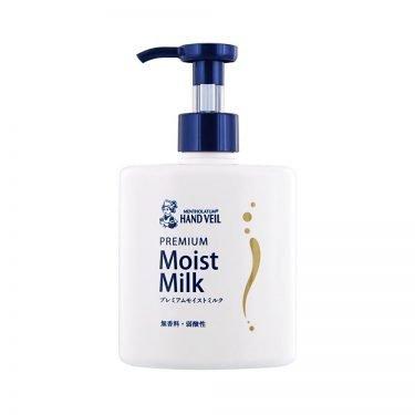 ROHTO Hand Veil Mentholatum Premium Moist Milk