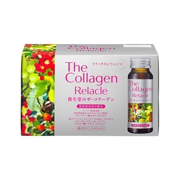 SHISEIDO The Collagen Relacle Drink Made in Japan
