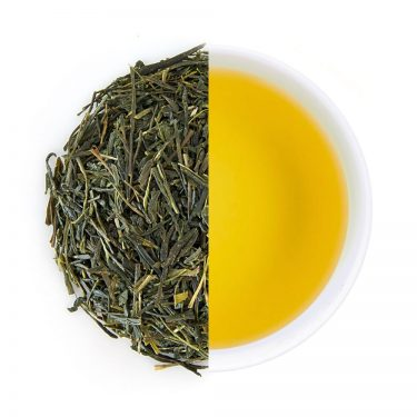 OCHASKI SUMI Charcoal Roasted Sencha Green Tea Made in Japan