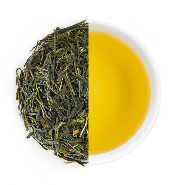 OCHASKI SUMI Charcoal Roasted Sencha Green Tea Made in Japan