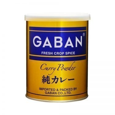 GABAN Pure Curry Powder Fresh Crop Spice 220g Made in Japan