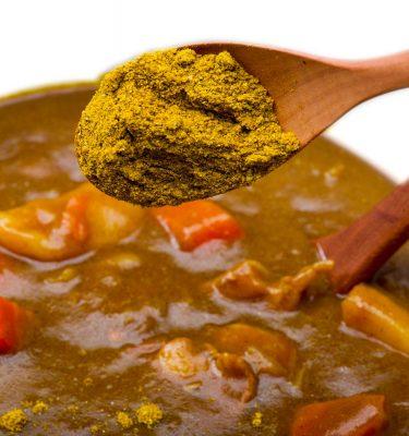 GABAN Pure Curry Powder Fresh Crop Spice 220g Made in Japan