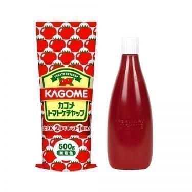 KAGOME Tomato Ketchup Made in Japan