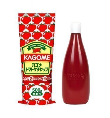 KAGOME Tomato Ketchup Made in Japan