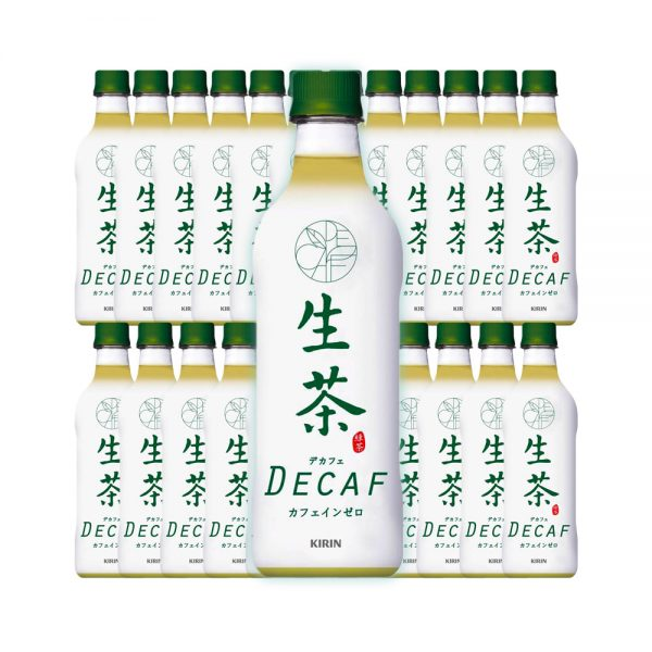 KIRIN Decaf Rich Green Tea Made in Japan