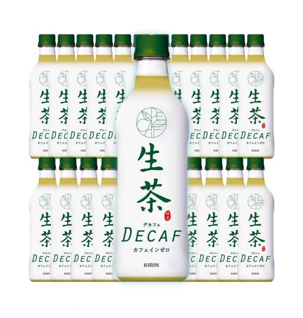 KIRIN Decaf Rich Green Tea Made in Japan