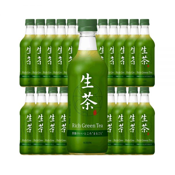 KIRIN Rich Green Tea Made in Japan