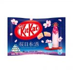 KIT KAT Sakura Japanese Sake Made in Japan