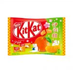 Kit Kat Japanese Mikkan Mandarin Orange Made in Japan