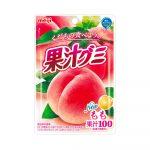 MEIJI Fruit Gumi Gummy Candy Peach 47g Made in Japan