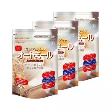 NISSHOKU Premium Pure Oats Oatmeal Made in Japan