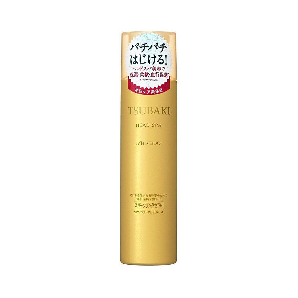 Shiseido Tsubaki Head Spa Splashing Serum 130g Made In