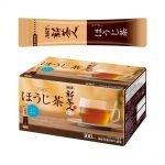 AGF BLENDY Japanese Hojicha Roasted Green Tea Instant Beverage Made in Japan