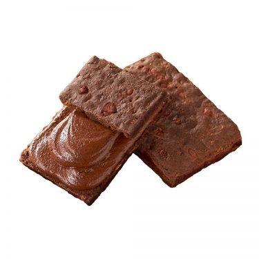 ASAHI Cream Brown Rice Blanc Chocolate Healthy Snacks Made in Japan