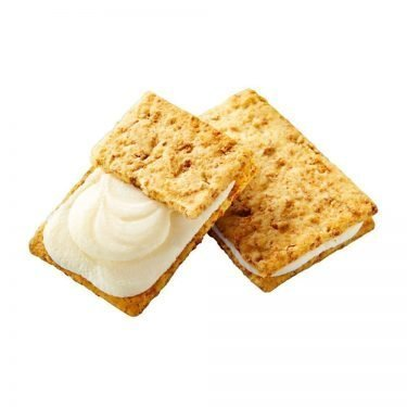ASAHI Cream Brown Rice Blanc Mascarpone Cheese Healthy Snacks Made in Japan