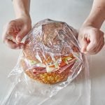 Asahi Kasei Saran Wrap Cling Food Storage Film 50m Made in Japan