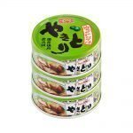 HOTEI Canned Yakitori Grilled Japanese Chicken Olive Taste Made in Japan