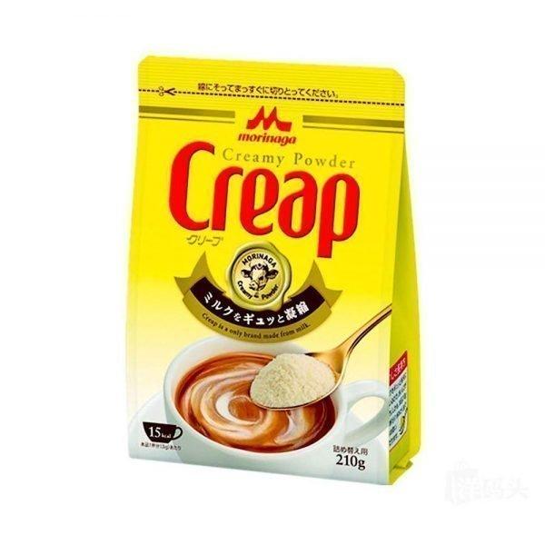 MORINAGA Creap Creamy Powder Made in Japan Bag