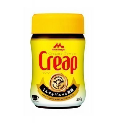 MORINAGA Creap Creamy Powder Made in Japan