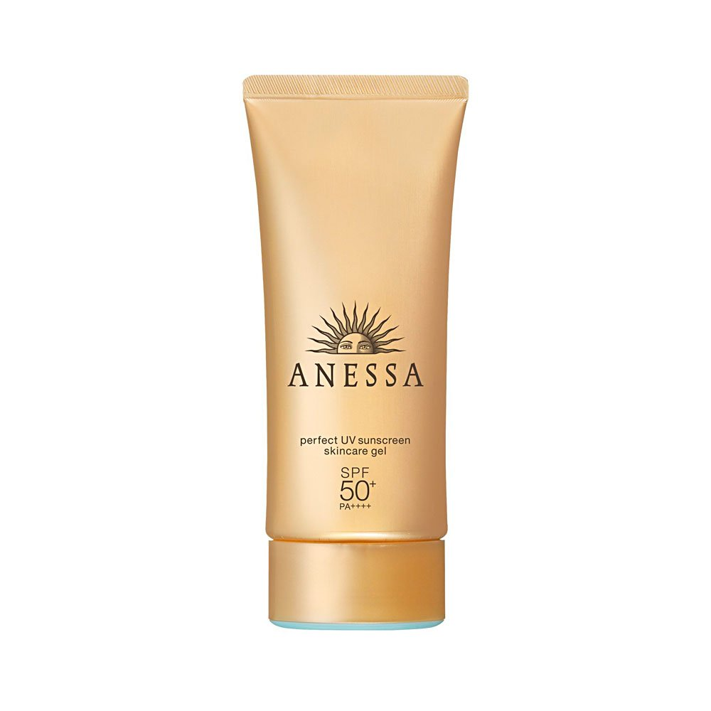 Skincare Termahal: SHISEIDO New Anessa Perfect UV Sunscreen Skin Care Gel SPF