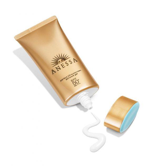 SHISEIDO New 2018 Anessa Perfect UV Sunscreen Skin Care Gel Made in Japan
