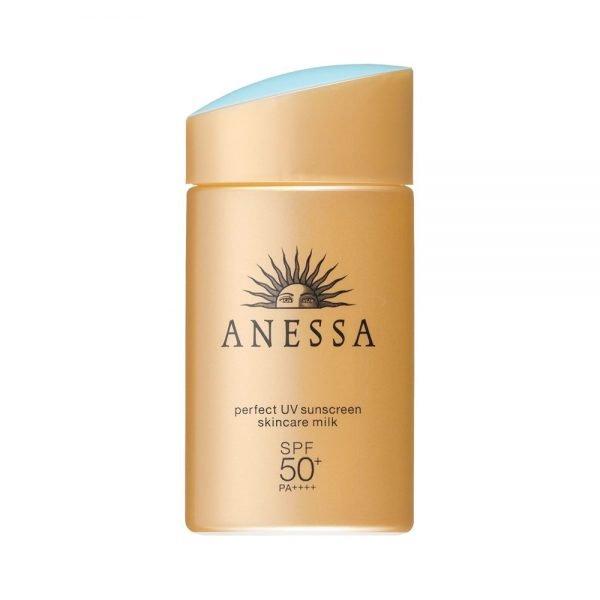SHISEIDO New 2018 Anessa Perfect UV Sunscreen Skin Care Milk 60ml Made in Japan