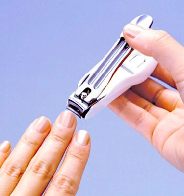 TAKUMINOWAZA Stainless Nail Clipper with Stainless Nail File Handmade in Japan