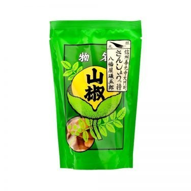 YAWATAYA ISOGORO Shichimi Togarashi Rice Crackers Sansho Pepper Made in Japan