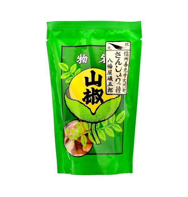 YAWATAYA ISOGORO Shichimi Togarashi Rice Crackers Sansho Pepper Made in Japan