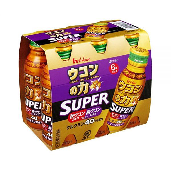 HOUSE SUPER Ukon No Chikara Turmeric Granules Hangover Cure Drink Made in Japan