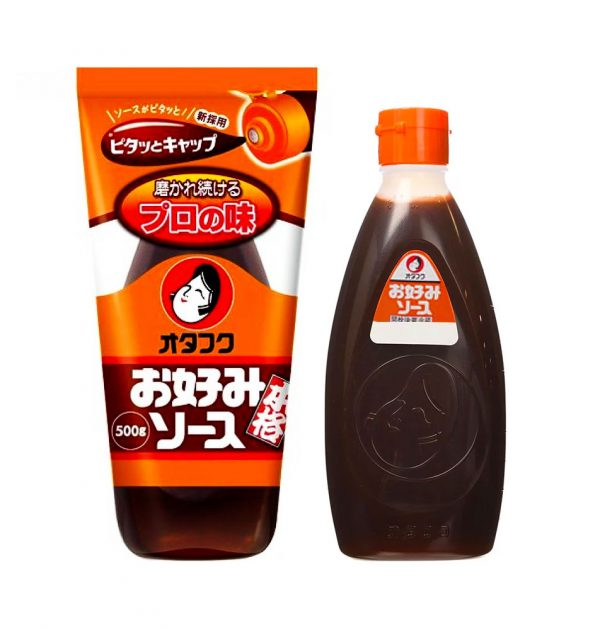 OTAFUKU Okonomiyaki Sauce 500g Made in Japan