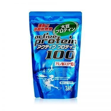 Orihiro Active Protein 100 Soybean 360g Made in Japan
