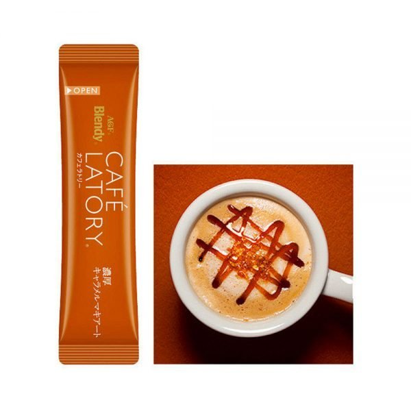AGF BLENDY Cafe Latory Made in Japan