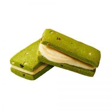 ASAHI Cream Genmai Brown Rice Brownie Matcha Made in Japan