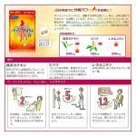 FANCL Perfect Slim W Diet Supplement Calories Fat Burner 30 days Made in Japan
