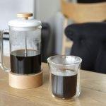 IWAKI Snowtop Water Drip Coffee Press 480ml Made in Japan