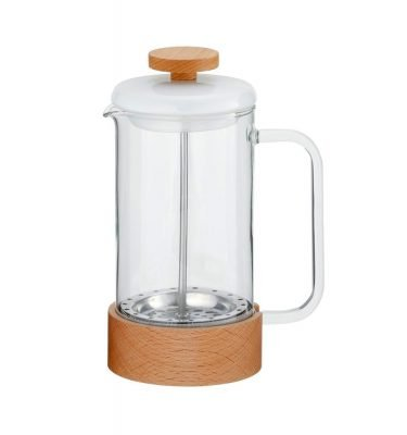 IWAKI Snowtop Water Drip Coffee Press 480ml Made in Japan
