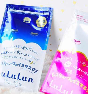 LULULUN One Night Rescue Clarify Skin - Made in Japan
