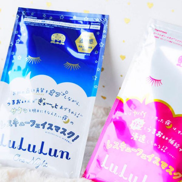 LULULUN One Night Rescue Clarify Skin - Made in Japan