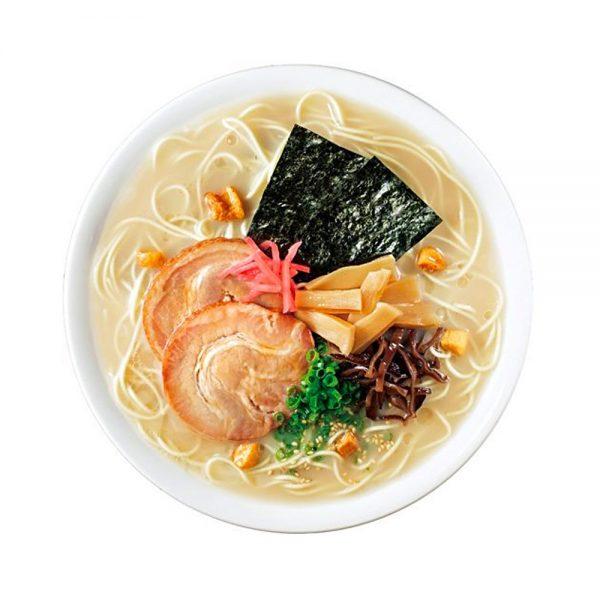 MARUTAI Kurume Thick Rice Tonkotsu Ramen Made in Japan