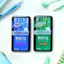 MINTIA Eight Breeze Mouth Refresh Blue Tablets Made in Japan