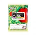 Mannan Life Konyakubatake Konjac Apple Jelly Diet Dietary Fiber Made in Japan