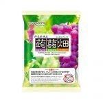 Mannan Life Konyakubatake Konjac Grapefruits Jelly Diet Dietary Fiber Made in Japan