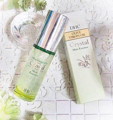 New DHC Olive Virgin Oil Crystal Skin Essence 50ml Made in Japan